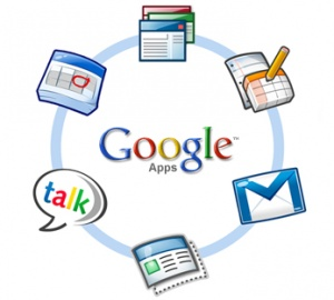 Services Google Apps